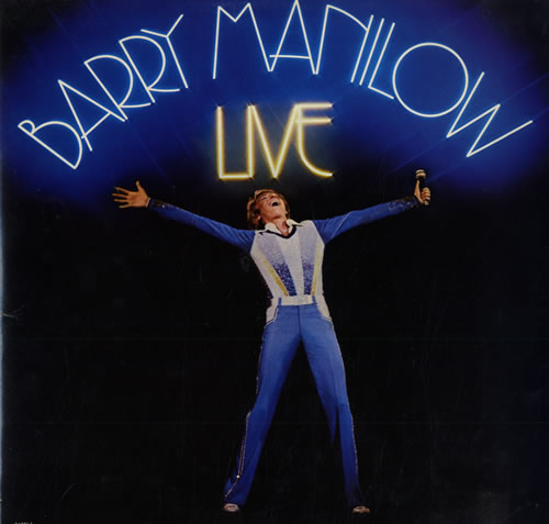 BARRY MANILOW LIVE 556959